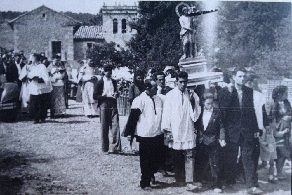 Descalços. c.1950