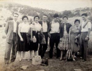 Berena de nóvios. 24 juny c.1956