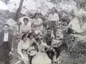 La colla. 29 agost c.1959