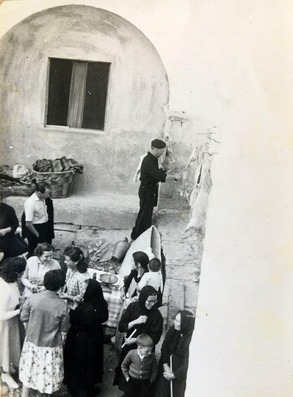 El corder de Sant Joan. c.1960