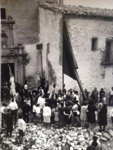 La bandera roja. c.1962