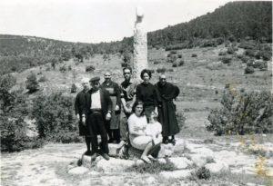 Cinc generacions. c.1970