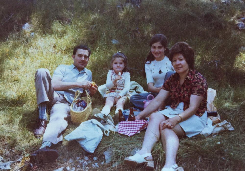 Sant Joan en color. 29 agost 1973
